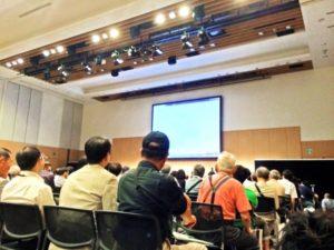 PTA主催の講演会は準備のわりに参加者が少ない!